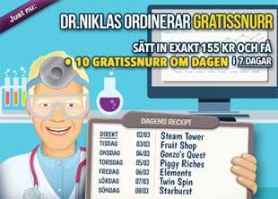 Doktor Niklas den 2 mars