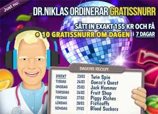 Doktor Niklas den 23 mars 2015