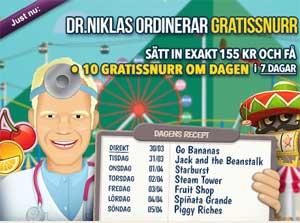 Doktor Niklas påskveckan