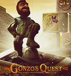 Gonzo's Quest mobil