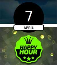 Happy Hour 7 april