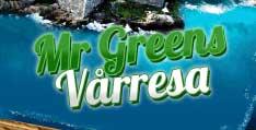 Mr Greens vårresa