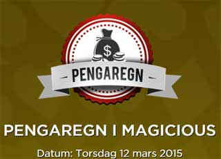 Pengaregn i Magicious