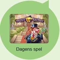 Piggy Riches är dagens spel