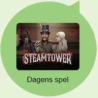 Dagens spel är SteamTower