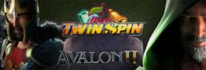 Twin Spin & Avalon II