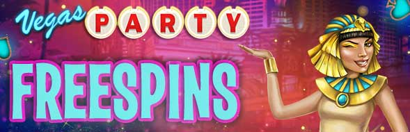 Vegas Party freespins