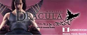 Dracula hos CasinoRoom