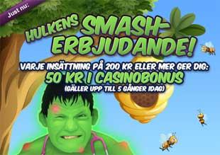 Hulken Smash erbjudande den 21 april 2015