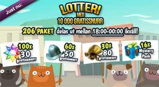MamaMia lotteri