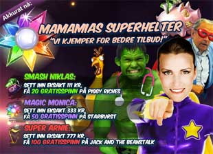 Mamamias Superhjältar 19 april
