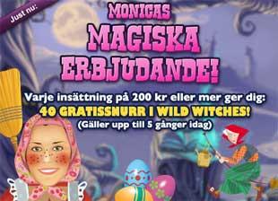 Monicas magiska erbjudande
