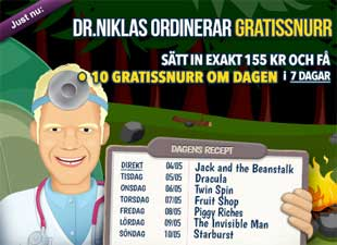 Doktor Niklas den 4:e maj 2015