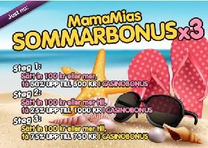 MamaMias sommarbonus
