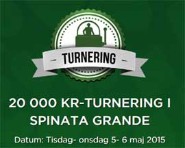 Spinata Grande turnering