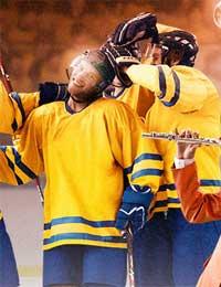 Sverige ishockey