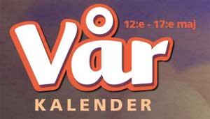 Vårkalender