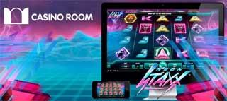 CasinoRoom lanserar Neon Staxx