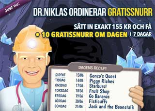 Doktor Niklas den 15 juni 2015