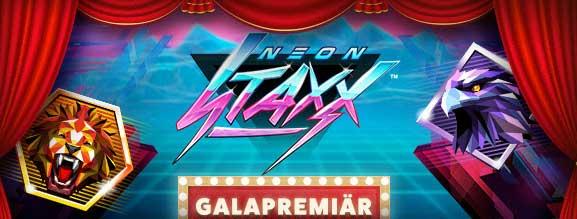 Neon Staxx galapremiär