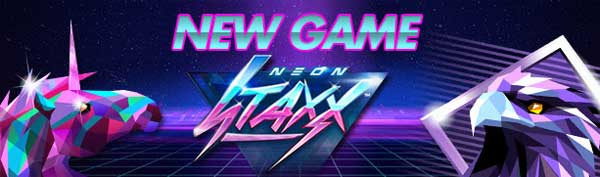 New Game Neon Staxx