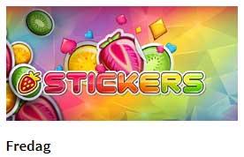 Stickers fredag