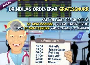 Dr Niklas den 24 juli 2015