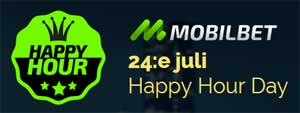 Happy Hour den 24 juli