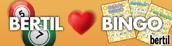 Bertil bingo
