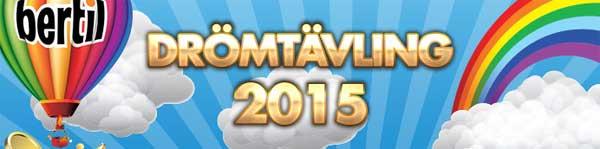 Drömtävling 2015