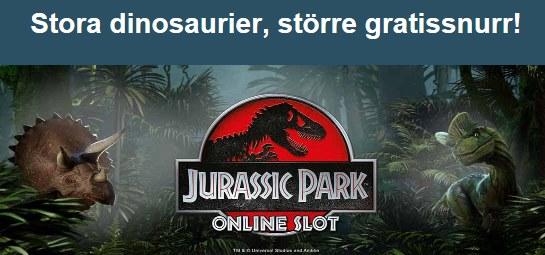 Jurassic Onlineslot