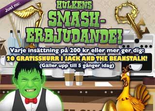 Smash erbjudande 29 september