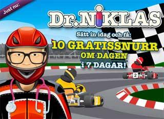 Dr Niklas den 5 oktober 2015