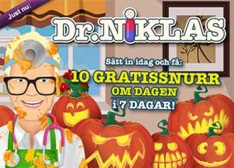 Dr Niklas Halloween