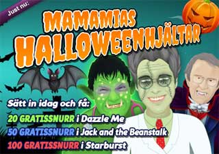 Halloweenhjältar