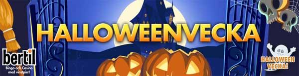 Halloweenvecka