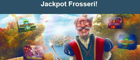 Jackpot frosseri