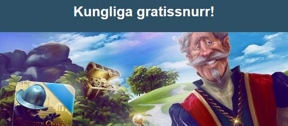 Kungliga gratissnurr