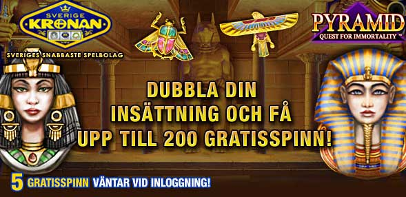 Sverigekronan Pyramid