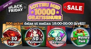 10 000 lotteri hos MamaMia