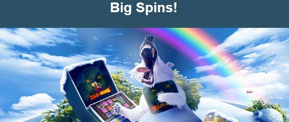 Big Spins hos CasinoHeroes