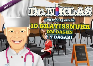 Dr Niklas den 16:e november