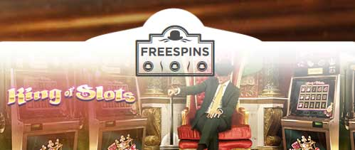 King of Slots freespins