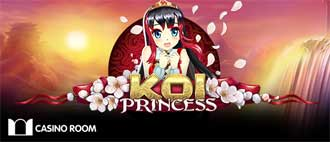 Koi Princess hos CasinoRoom