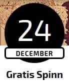 24 december hos Guts