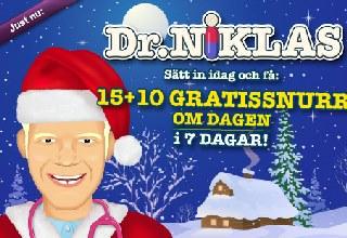 Dr Niklas den 21 december