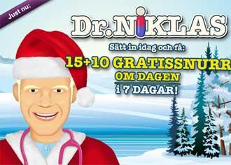 Dr Niklas den 7 december