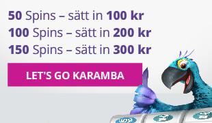 Karamba casino free spins