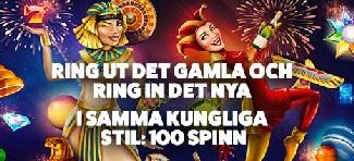 Leo Vegas 100 spinn