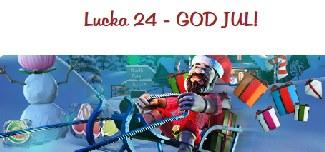Lucka 24 hos Maria